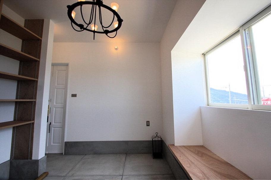 箕面の注文住宅 | 大阪 | Cooplanning | 箕面森町の注文住宅 玄関土間
