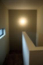 大阪府池田市の注文住宅 | 大阪 | Cooplanning | 池田の家 内観.階段スペース