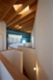 大阪府箕面市の注文住宅 | 大阪 | Cooplanning | 箕面の店舗付き住宅 内観.2階LDKをみる