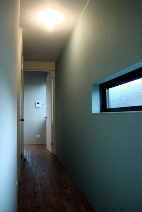 大阪府池田市の注文住宅 | 大阪 | Cooplanning | 池田の家 内観.廊下スペース