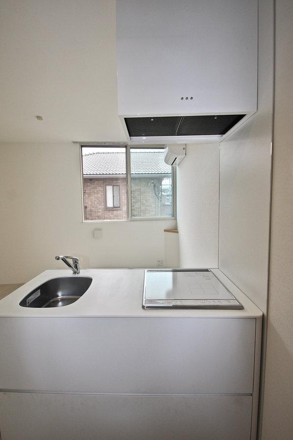 賃貸デザイナーズアパート 大阪 | 大阪 | Cooplanning | 芦屋市打出町 芦屋のアパートメント 3階住戸内観