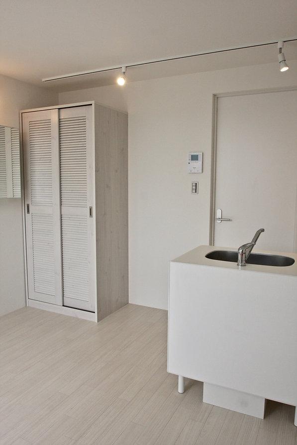 賃貸デザイナーズアパート 大阪 | 大阪 | Cooplanning | 芦屋市打出町 芦屋のアパートメント 3階住戸 内観