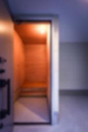 大阪狭山の注文住宅 | 大阪 | Cooplanning | 大阪狭山市 狭山の家 玄関内装