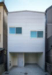 大阪狭山の注文住宅 | 大阪 | Cooplanning | 大阪狭山市 狭山の家 正面外観