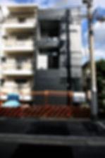 大阪府池田市の注文住宅 | 大阪 | Cooplanning | 池田の家 外観.長尺一文字葺き