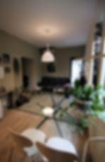 大阪府池田市の注文住宅 | 大阪 | Cooplanning | 池田の家 内観.リビングダイニング