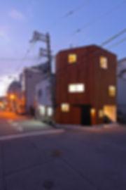 狭小住宅 大阪 | 住宅設計室 Cooplanning | 大阪市西区 新築