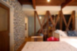 大阪市の住宅リフォーム | 大阪市 | Cooplanning | 大阪市中央区 空堀の注文住宅 1階リビングダイニング