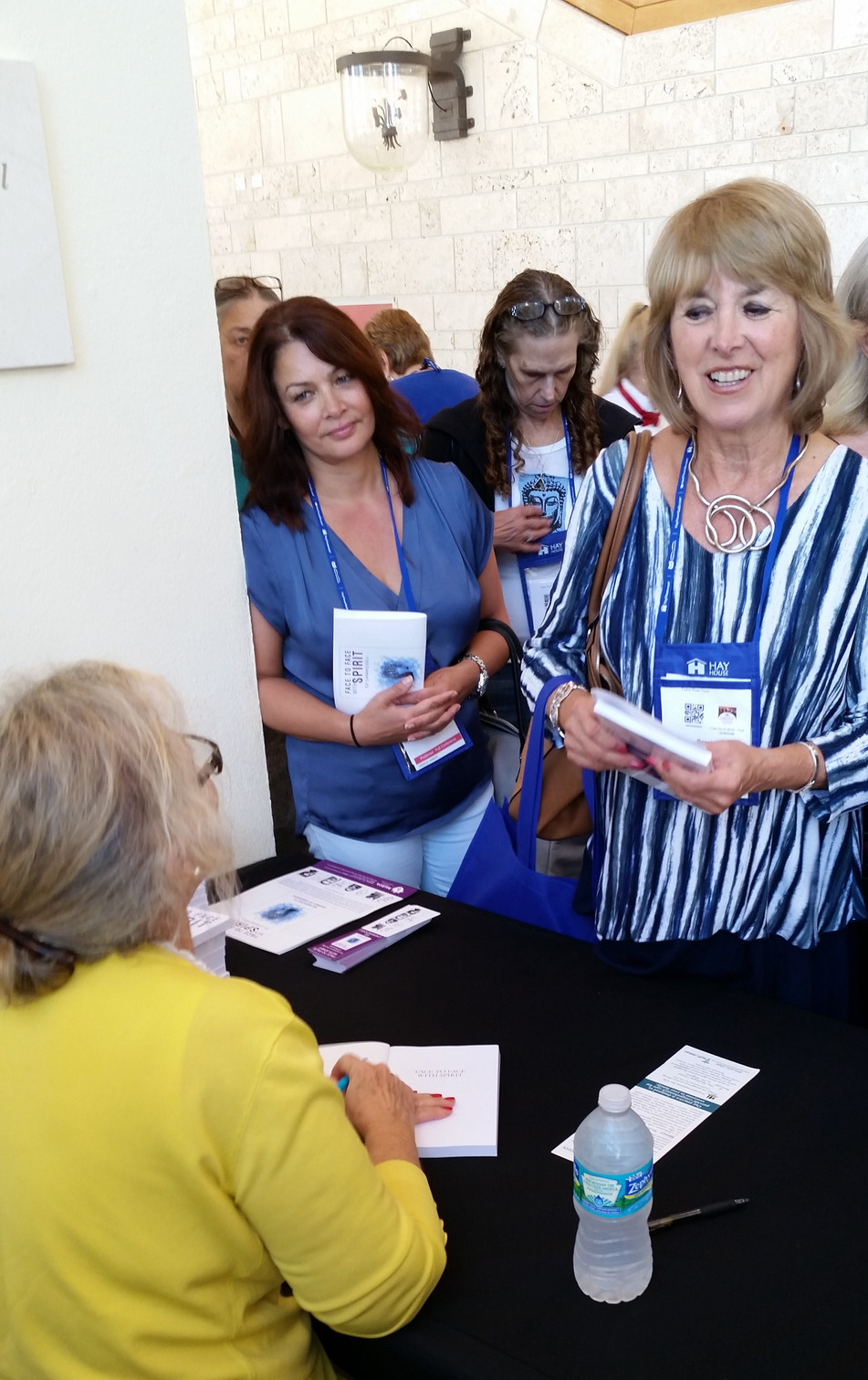 MY FIRST BOOK SIGNING IN FLORIDA, USA