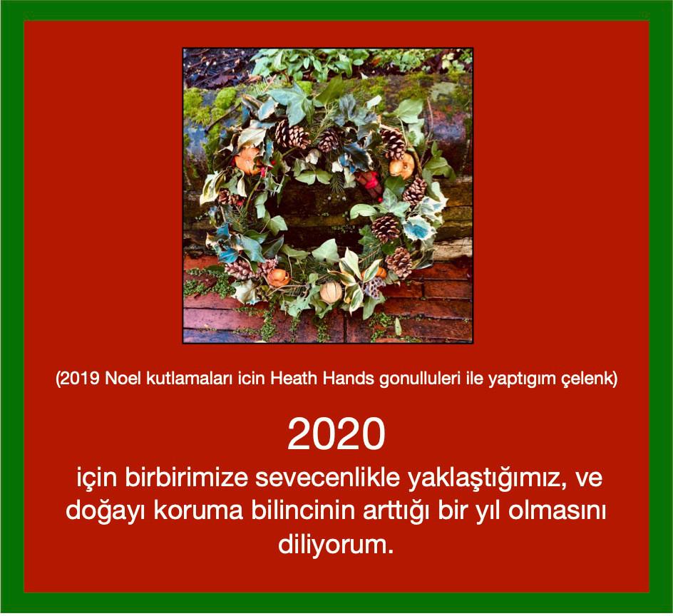 2020 YILINA DOĞRU...