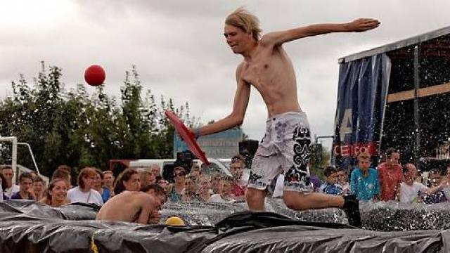 La commune relève le défi du Grand Défi cet été !