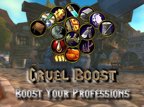 -Profession Boost-