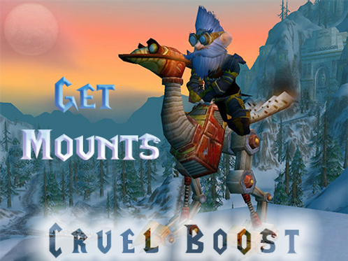 -Get Epic Mount-
