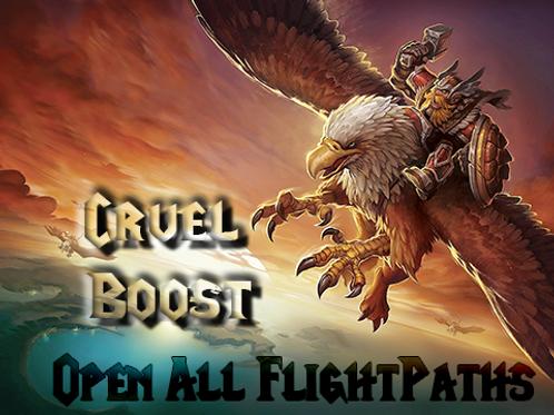 -Open All Flightpaths-