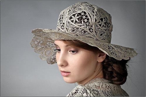 "Шляпа ""Цветочный луг"""