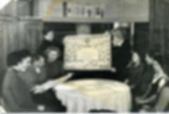 Коллектив творческой лаборатории 1970 год