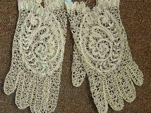 """Перчатки """"Свадебные"""""""