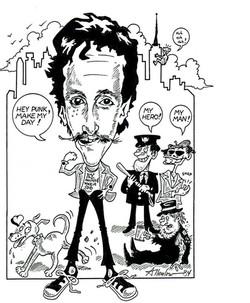 Celebrity Caricature 2