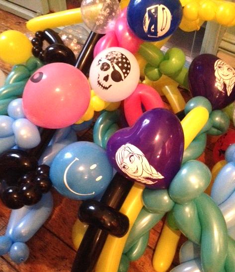 Party Favor Balloon Art