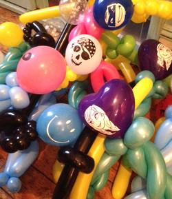 Party Favor Balloon Art