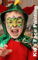 Kids Face Painting NYC