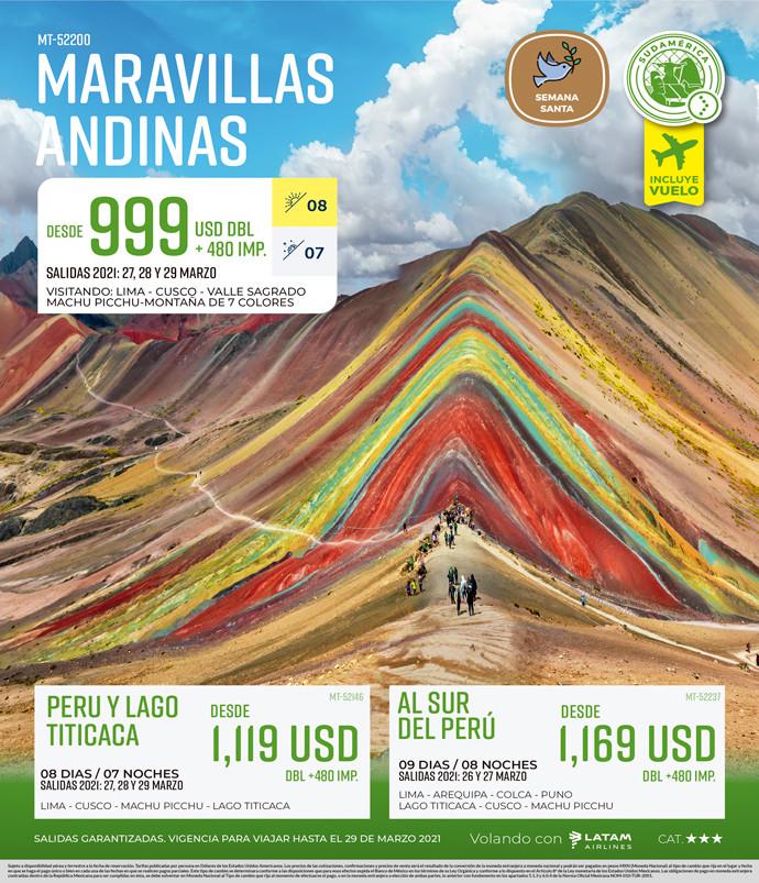 Maravillas Andinas