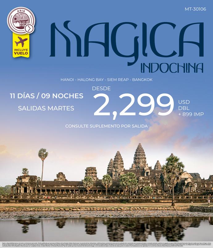 Mágica Indochina