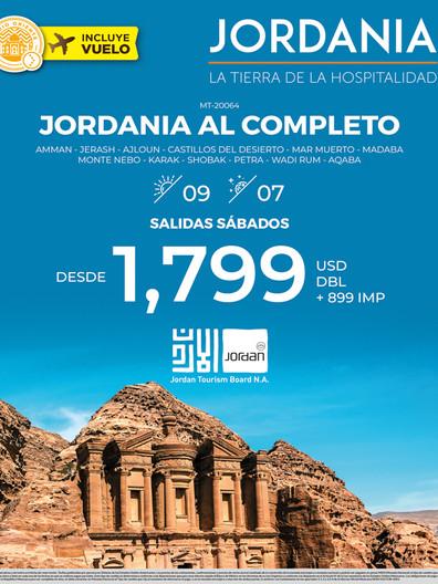 Jordania al Completo