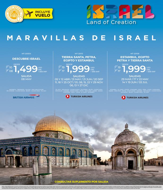 Maravillas de Israel