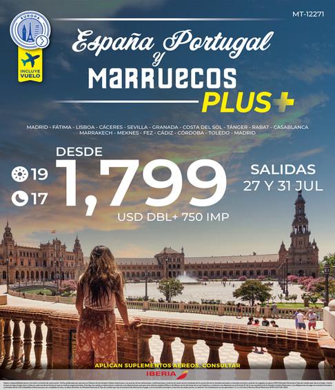 web_esmapop.jpgESPAÑA PORTUGAL Y MARRUECOS PLUS +