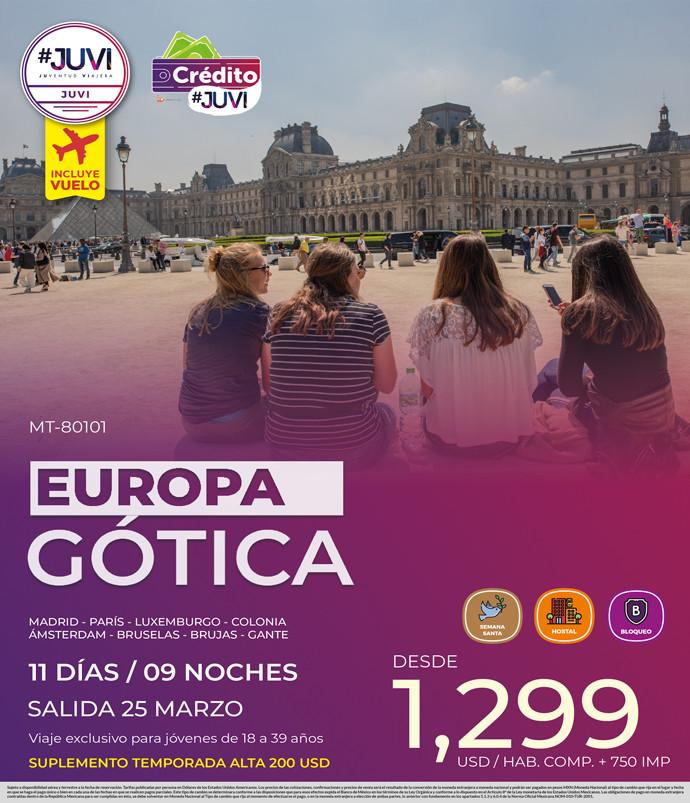 Europa Gótica