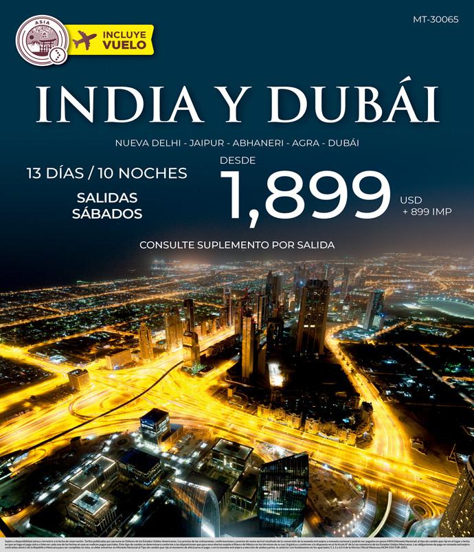 India y Dubái