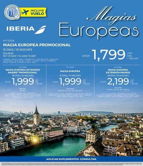 Magias Europeas