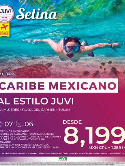 Caribe Mexicano al estilo Juvi