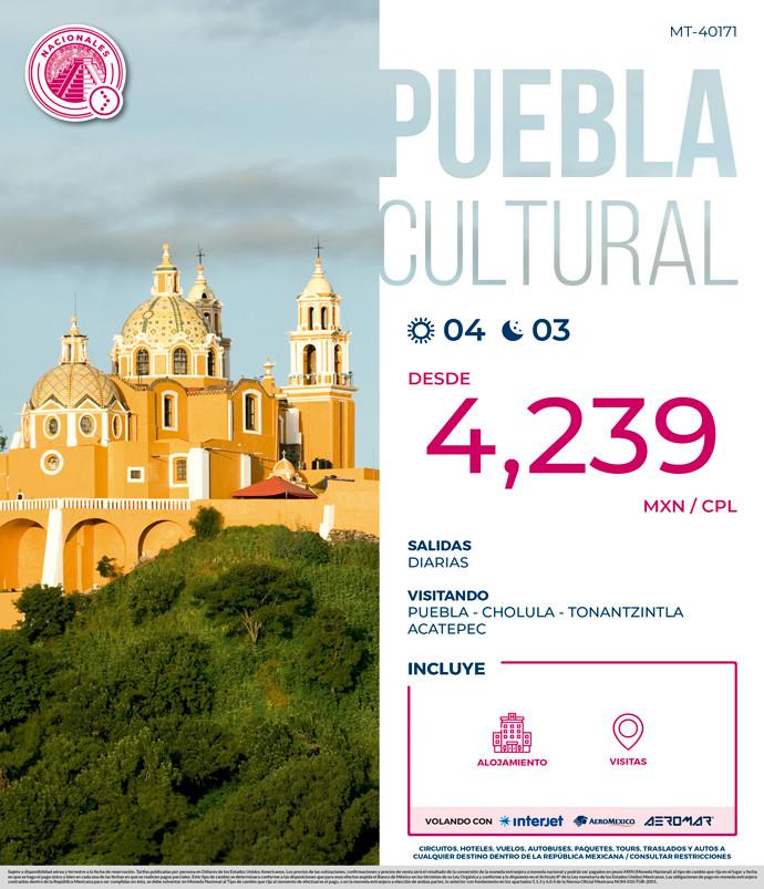 PUEBLA CULTURAL