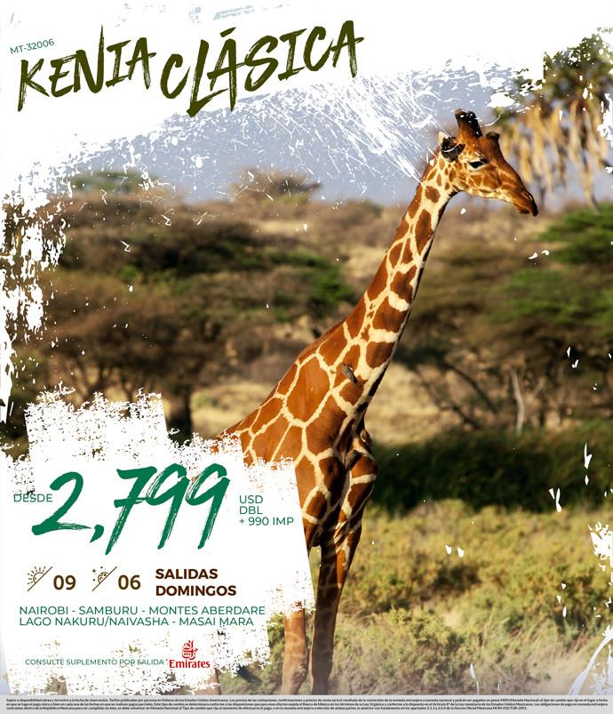Kenia Clásica