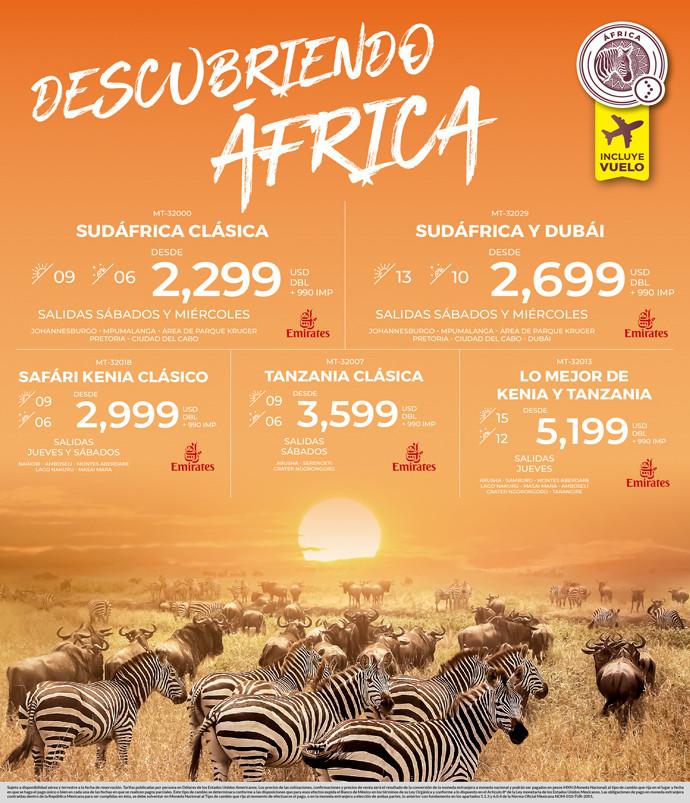 Descubriendo África