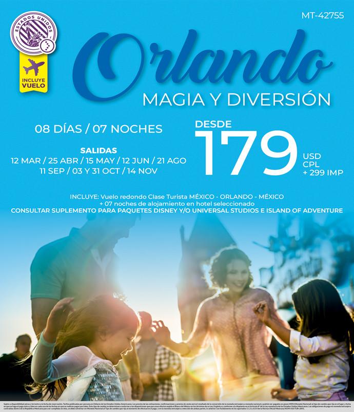 Orlando Magia y Diversión