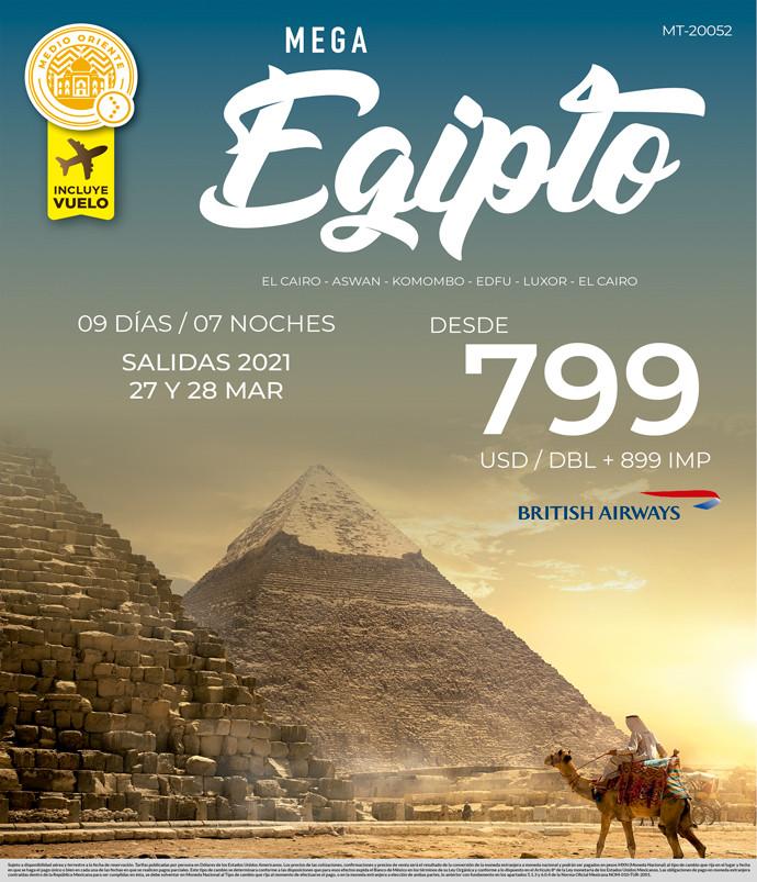 Mega Egipto