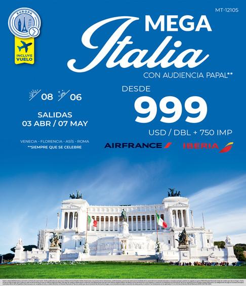 MEGA ITALIA