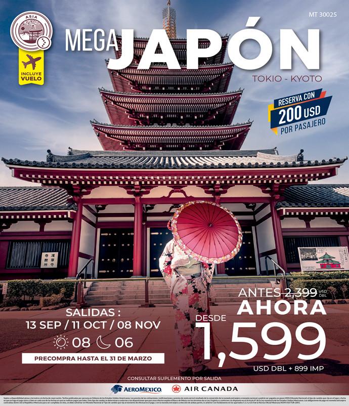 Mega Japón