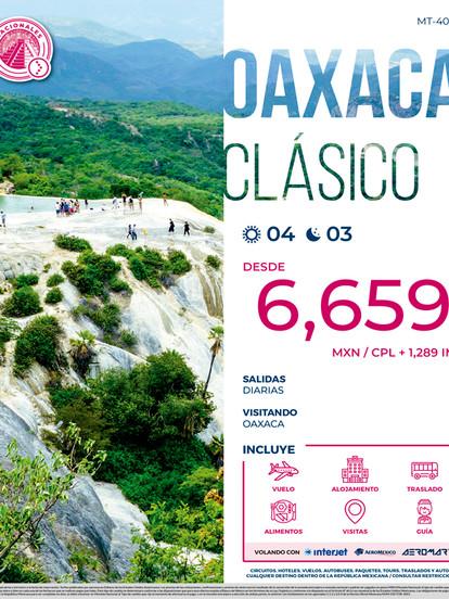 OAXACA CLÁSICO