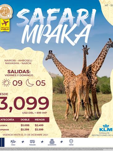 Safari mpaka