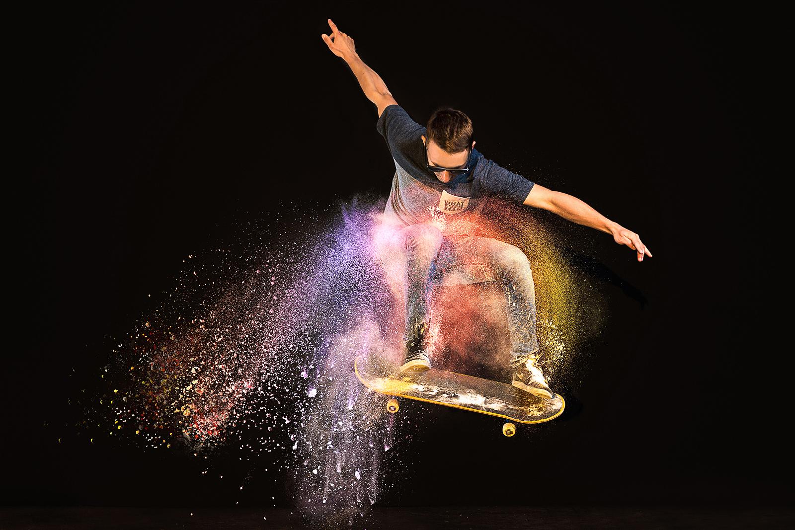 Holi Skater