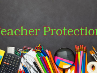 Teachers Deserve Safety Too