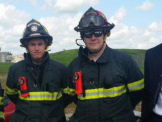 Justifeyed And Grand Chute Safety Day