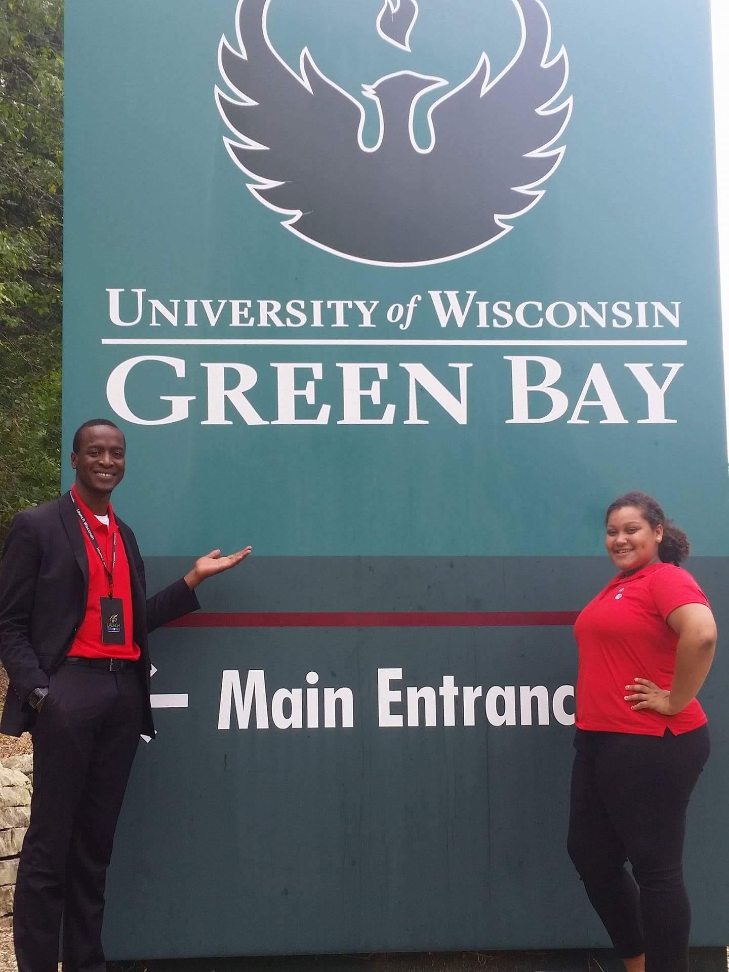 Visiting University of Green Bay