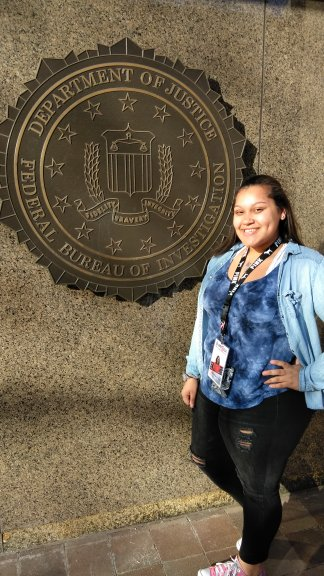Visiting the FBI Building