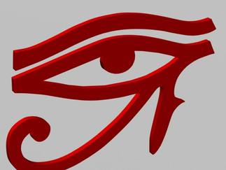 Sign of the eye علامة العين