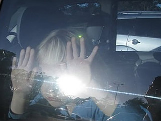 Toddler Trapped In Car